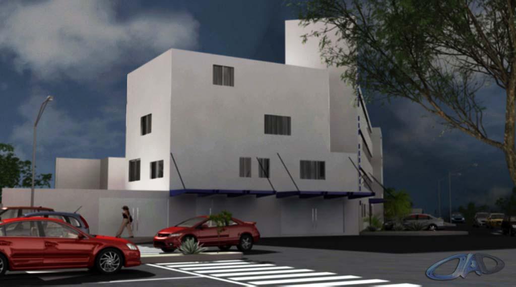 3d ampliaci n sanatorio san sebastian render - Arquitectos san sebastian ...