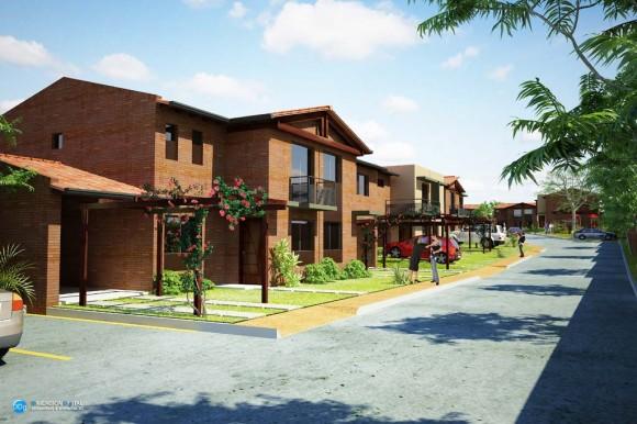 Barrio Cerrado en San Lorenzo a construirse