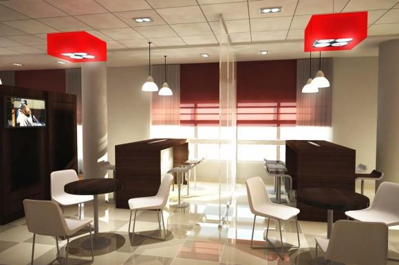 IBIS Hotel Interiores