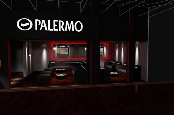 3D Box Palermo Render
