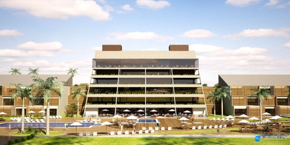 3D Hotel Arecuatacuá