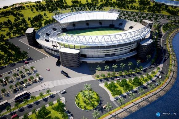 Estadio Liga Encarnacena