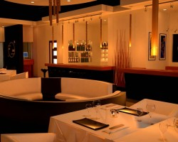 3D Restaurant Sushi Render