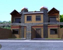 Duplex en el Barrio Santa Teresa