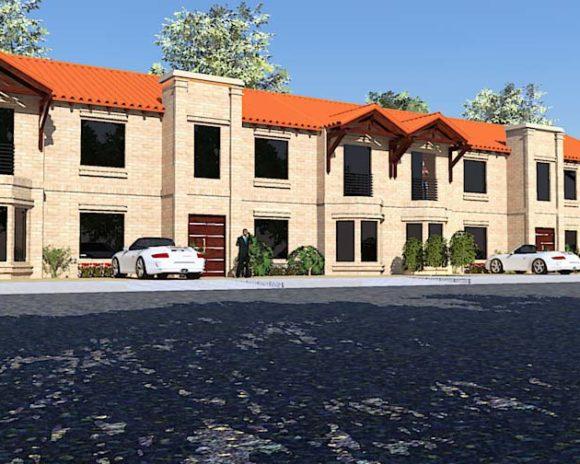 3D Departamentos en Duplex Render