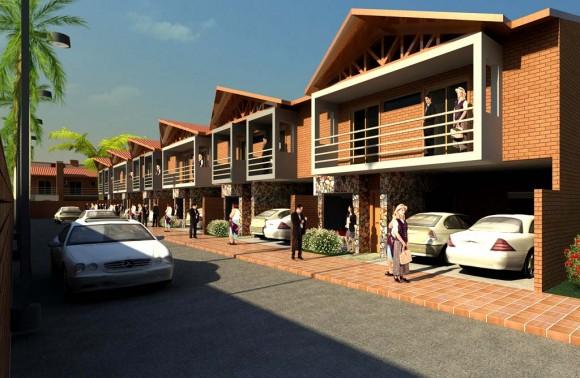 3D Condominios Annabella Render