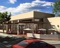 3D Galerías Comerciales Render - Arquitectura Comercial
