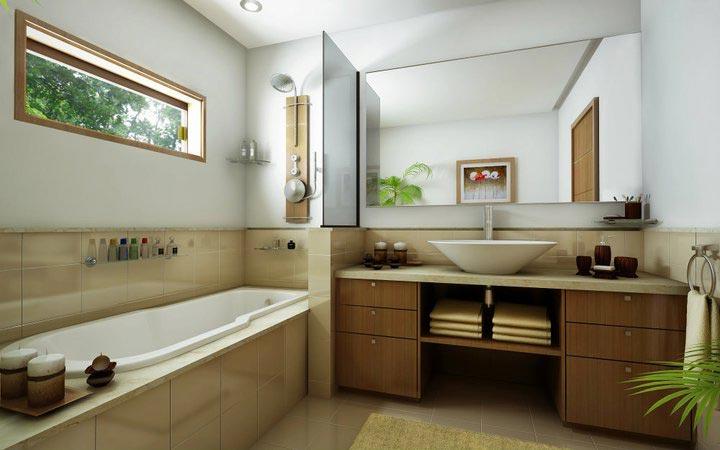 3d dise o de interiores minimalistas render for Diseno interiores software