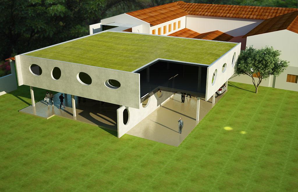 paraguay se proyecta hacia las construcciones m s On diseno de casas y edificios sustentables