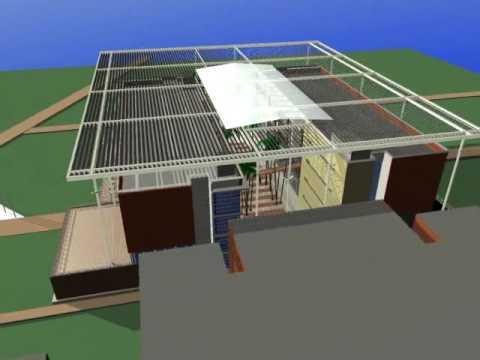 3D Animación Facultad de Filosofia UCA