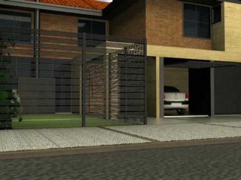 3D Animación Dossier, Fachadas e Interiores