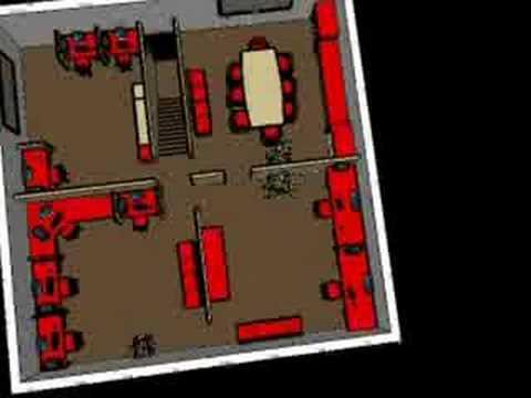 3D Animación Presentación Radar