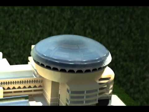 3D Animación Hospital Escuela Regional para Itapúa – Paraguay