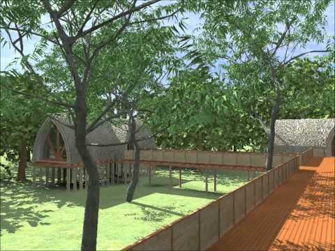 3D Animación Propuesta Humedales Limpio
