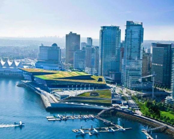 Centro de Convenciones de Vancouver LMN Architects