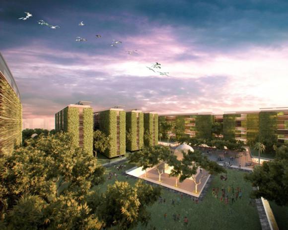 Desarollo de Comunidad Ecológica en Bangladesh JET, JCI y Terraplan2