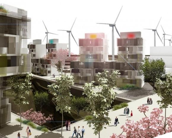 Propuestas para futuros barrios energéticos Fusionables
