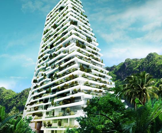 Proyecto La Pirámide LAR Fernando Romero
