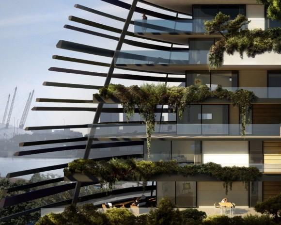 Silvertree, Torre Residencial Ecológica Studio RHE