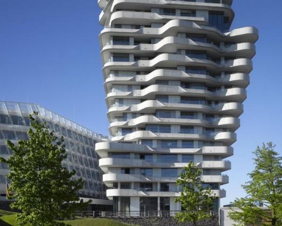 Torre Marco Polo Behnisch Architekten