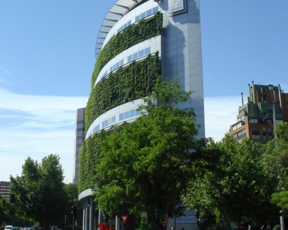 proyectos de arquitectura en Congreso Mundial de Azoteas Verdes