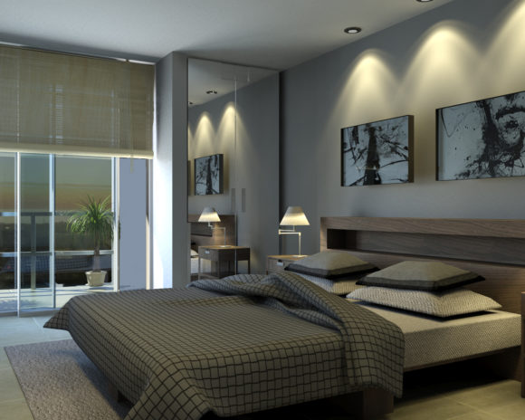 Dormitorio 2 modificaciones