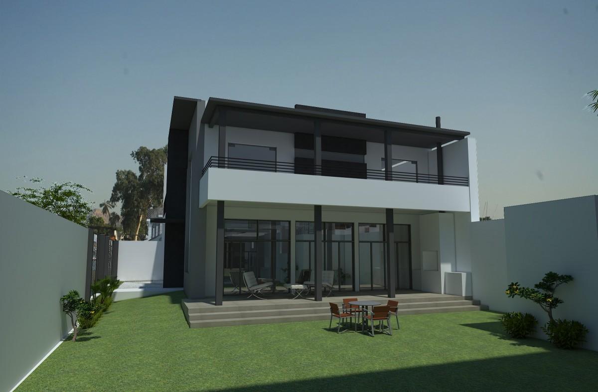 3d viviendas unifamiliares render - Proyectos casas unifamiliares ...