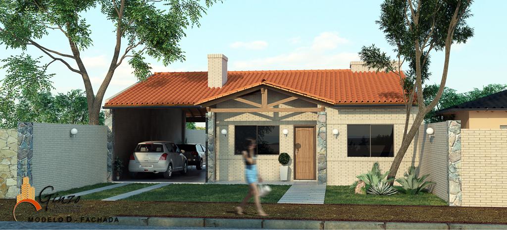 Modelo d casas imagui for Casetas economicas