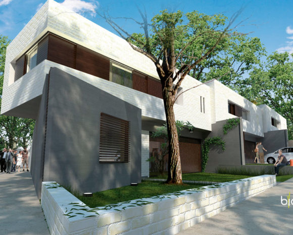 Duplex Viviendas Pareadas