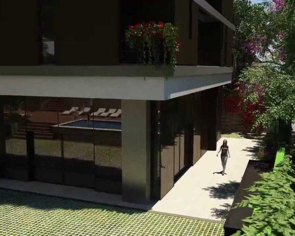 3DAnimación Torres Mirador 3 Render