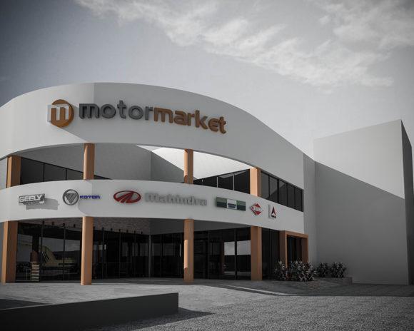 show room motor market
