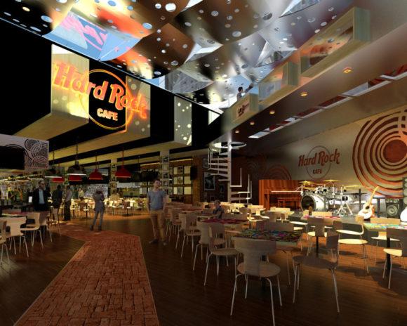 Hard Rock Café Asunción
