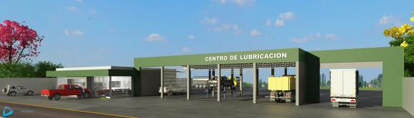 CENTRO DE LUBRICACION 02 POST