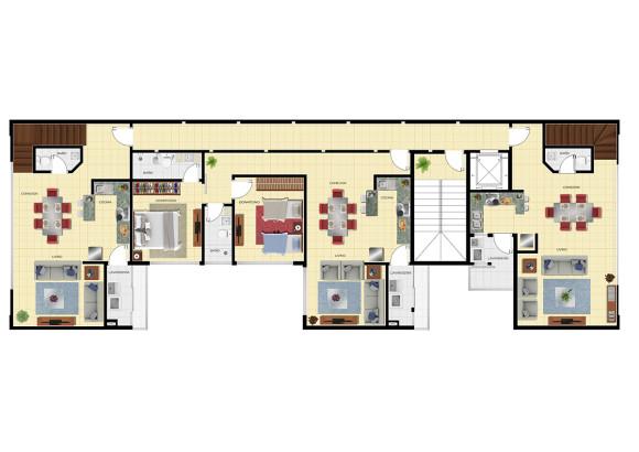 2ndo piso