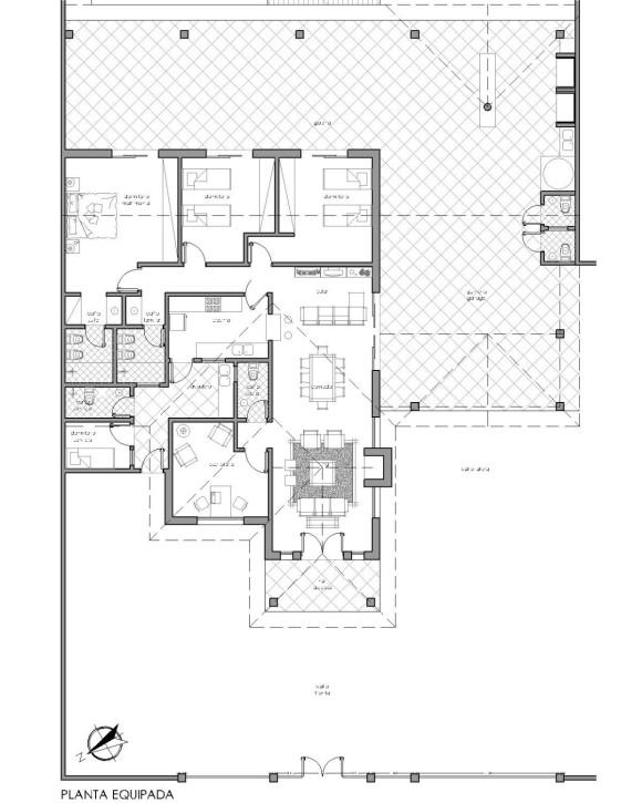 planta-equipada-plano-vivienda