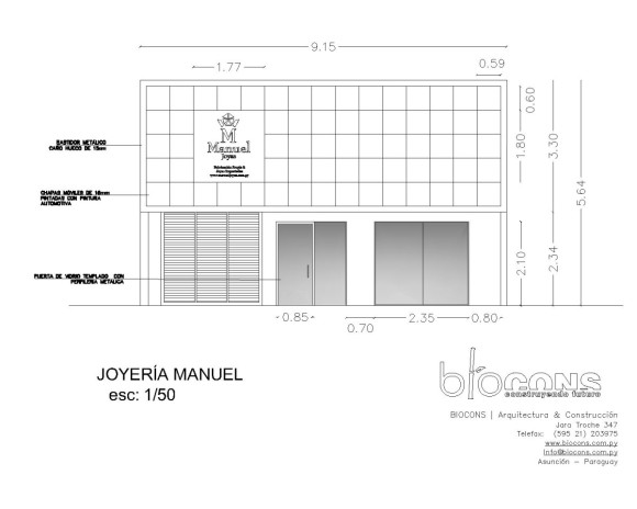 Joyería Lillo-Model