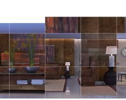 3D Animación Edificio Le Galión Render