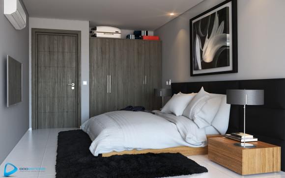 dormitorio post