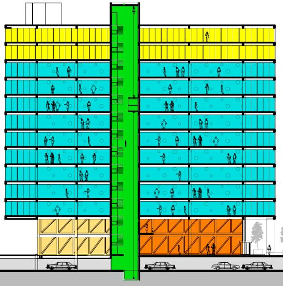 corte-edificio-oficinas