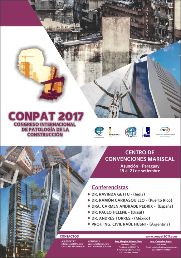 Afiche Conpat 2017